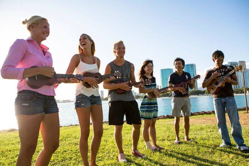 夏威夷暑期游学